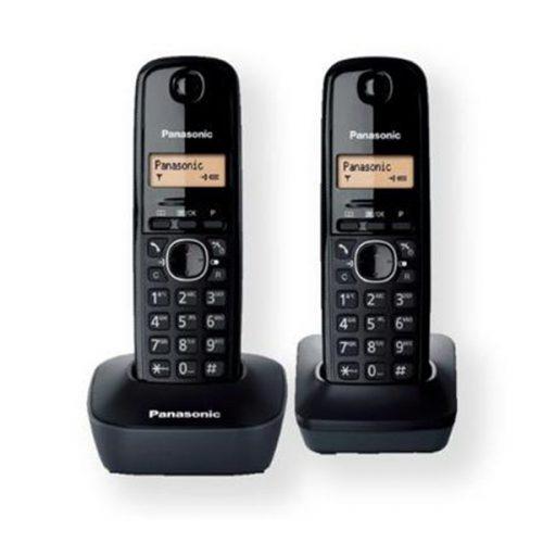 KX-TG1612FXH » Panasonic DECT lauatelefon