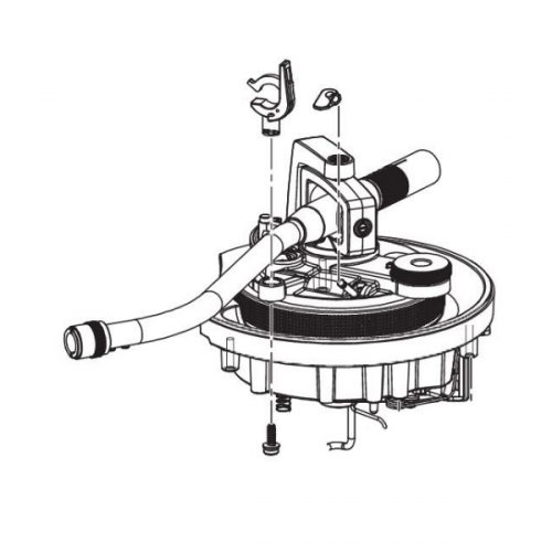 TXP0100 » Tonearm ass'y Technics