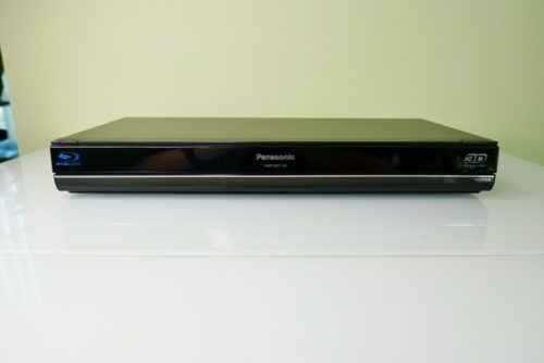 DMP-BDT100 » Full HD 3D Blu-ray Disc Player Panasonic