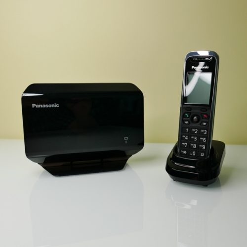 KX-TGP500 » DECT SIP telephone Panasonic