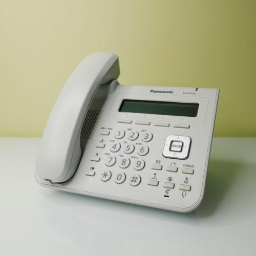 KX-UT123 » SIP telephone Panasonic