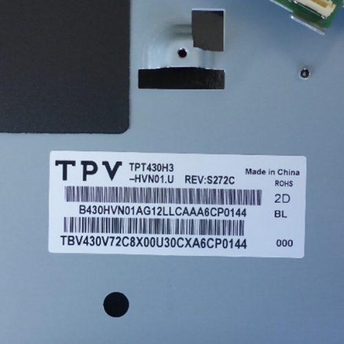 TVS43LEDBAR8KIT » LCD backlight for display Panasonic