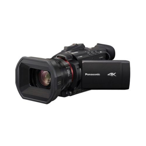 HC-X1500E » 4K Ultra HD camcorder Panasonic